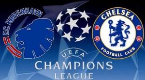 Chelsea vs Copenhague