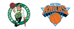 Boston Celtics vs New York Knicks: Playoffs