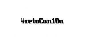 #retoCon10a