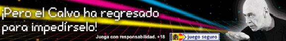 CalvoEuroJuego EurojuegoStar te da más: 100€ bono + 20€ freeplay + 10€ de @todoapuestas