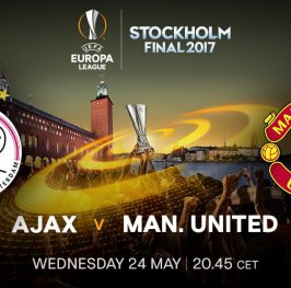 Apuesta fútbol Europa League FINAL Ajax – Manchester United