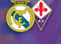 Apuesta fútbol Trofeo Santiago Bernabéu Real Madrid - Fiorentina