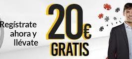 EN LA WEB DE MARCACASINO NOS DAN 20€ SIN DEPÓSITO-GRATIS, MIRA MIRA: